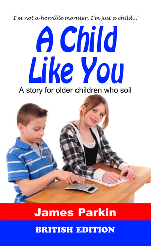 The cover of A Child Like You